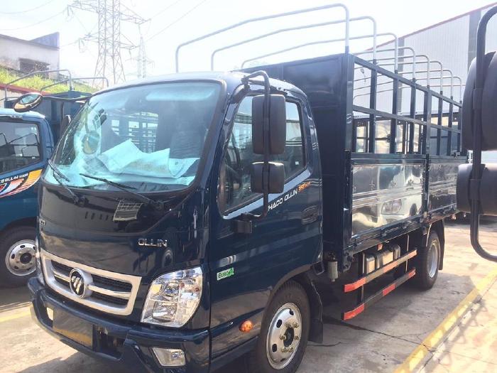 Bán xe tải THACO OLLIN 350 EURO4 động cơ CN ISUZU giá tốt nhất tại Đồng Nai 0
