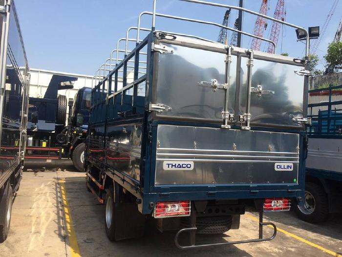 Bán xe tải THACO OLLIN 350 EURO4 động cơ CN ISUZU giá tốt nhất tại Đồng Nai 1