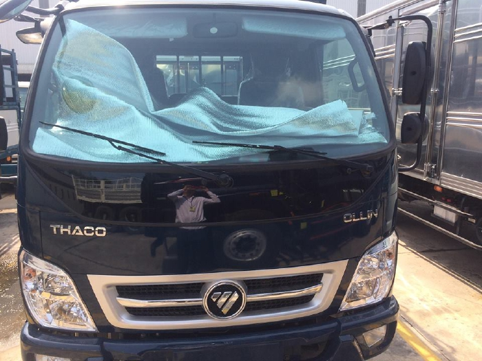 Bán xe tải THACO OLLIN 350 EURO4 động cơ CN ISUZU giá tốt nhất tại Đồng Nai 3