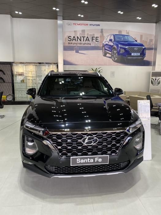 Hyundai Santafe 2020, đủ màu giao ngay 0