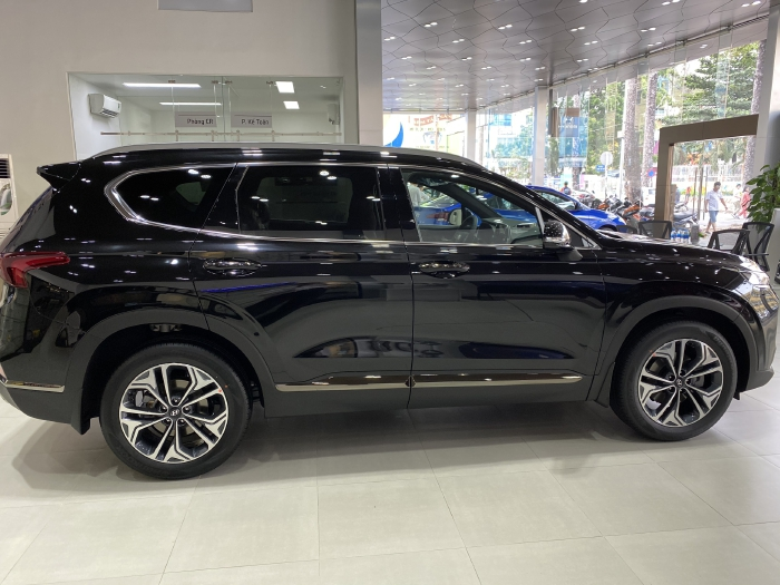 Hyundai Santafe 2020, đủ màu giao ngay 4