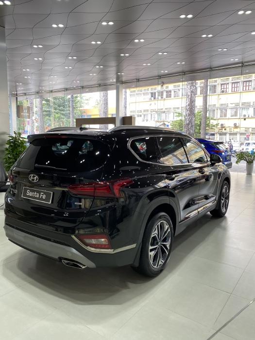 Hyundai Santafe 2020, đủ màu giao ngay 11