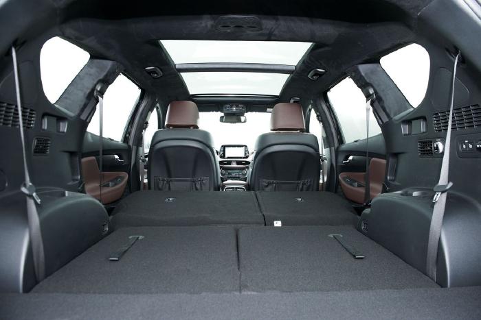 Hyundai Santafe 2020, đủ màu giao ngay 14