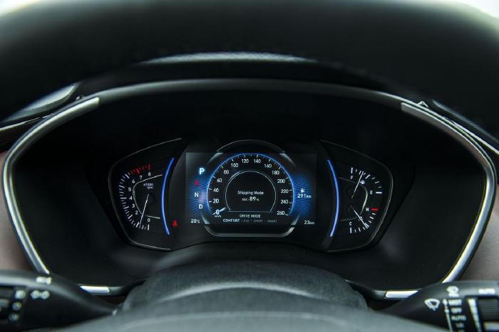 Hyundai Santafe 2020, đủ màu giao ngay 19