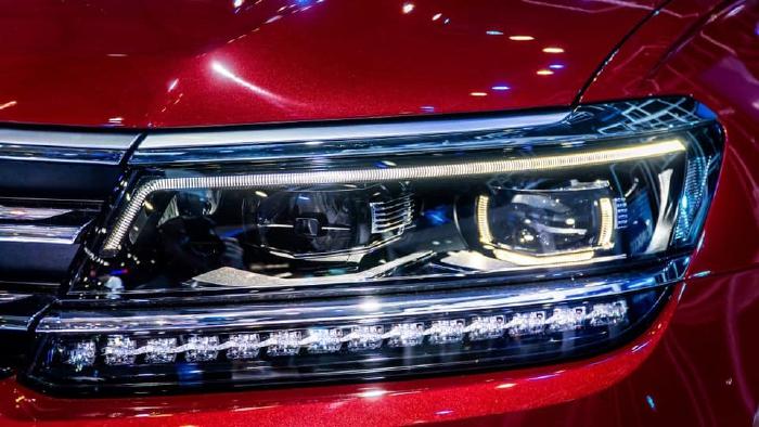 🔥🚘🔥 Cần bán xe Volkswagen Tiguan Allspace, màu Đỏ,xe Đức nhập khẩu chính hãng 🔥🚘🔥 Đang Tặng Trước Bạ 173tr 🎁🎁 5