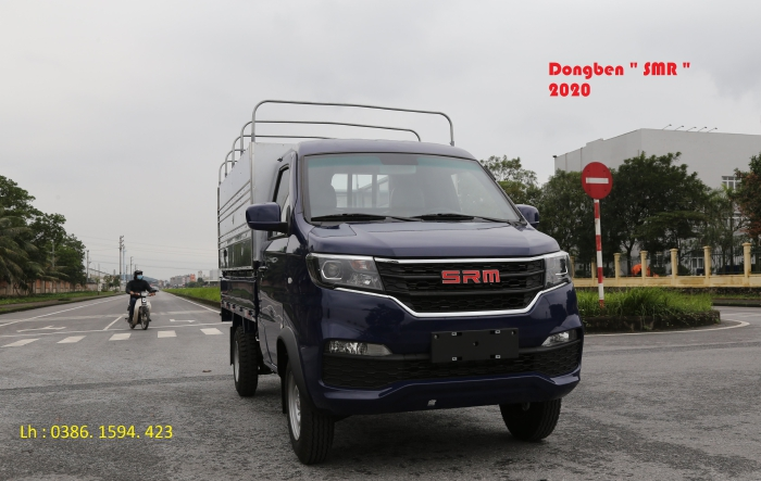 Xe tải 1 tấn +giá rẻ +bình dương ,xe dongben SMR 2021   dongben 930kg   dongben thùng dài 2m7 .