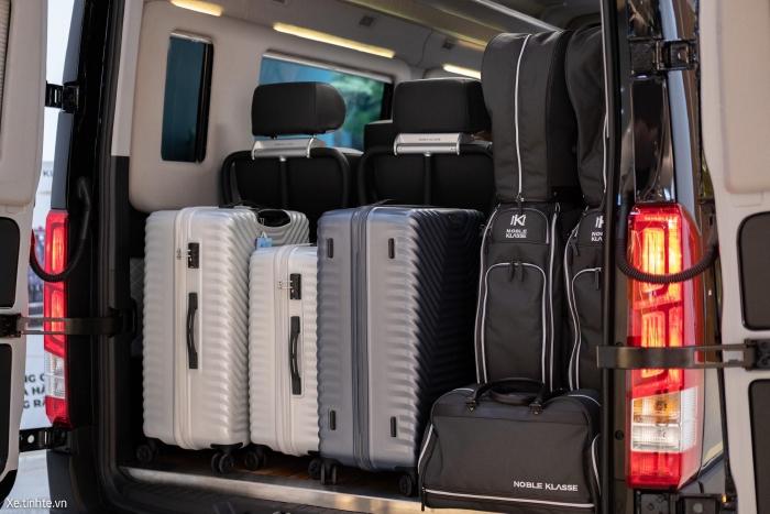 Bán xe Limousine 10 chỗ Hyundai Solati 3