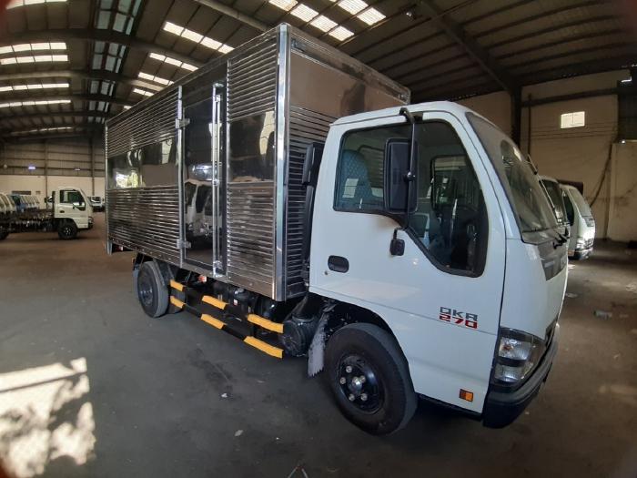 xe tải isuzu QKR270 1.9 tấn