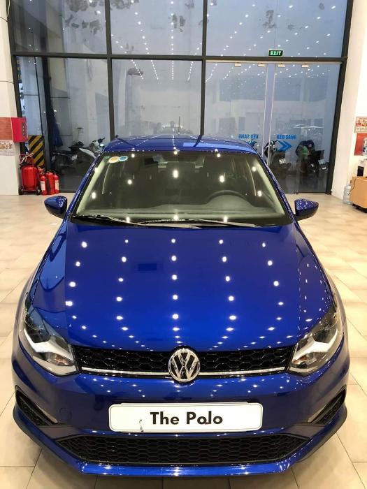 ✅VW Polo Hatchback 1.6G 2020 Bán Giá Tốt+Tặng PK✔️ 0