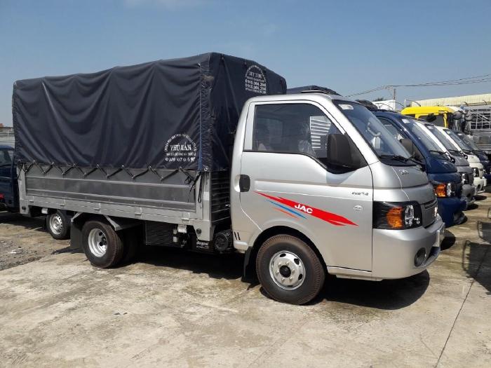 Xe tải 1 tấn giá rẻ, xe tải jac x 99 | jac 990kg ở Bình Dương 0