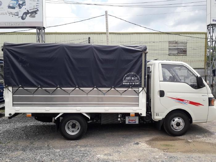 Xe tải 1 tấn giá rẻ, xe tải jac x 99 | jac 990kg ở Bình Dương 2