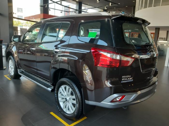 Báo Giá Xe Isuzu Mux 2020 Trả Góp - Isuzu SUV 7 Chỗ 2020 Giá Sốc 1