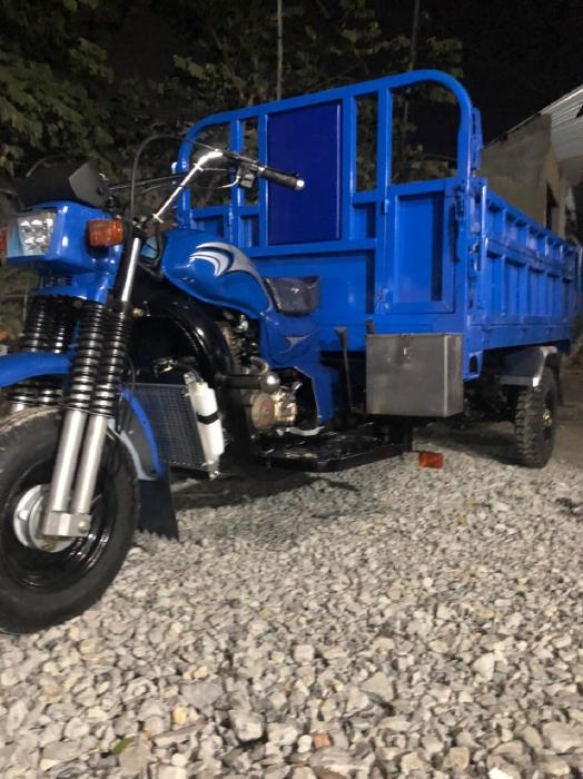 Bán xe ba bánh chở hàng - xe hoa lâm - xe ba bánh Hoàng Quân 2