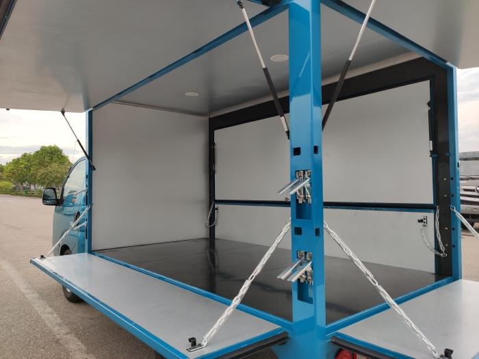 Xe tải kia 2,5 tấn tại tây ninh, có trả góp lãi suất ưu đãi