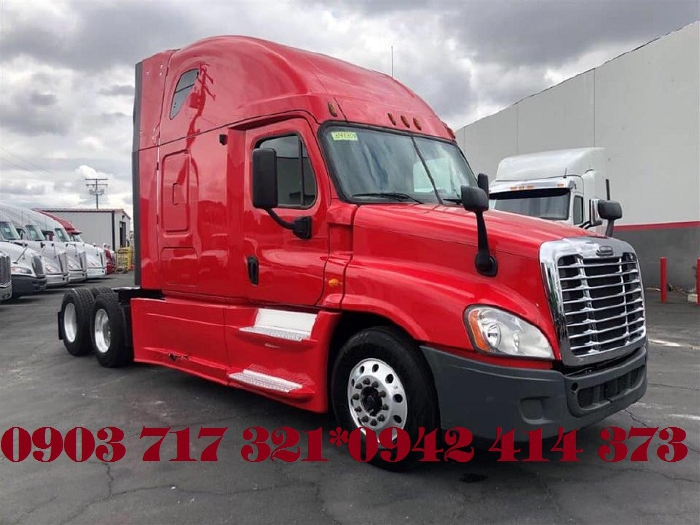 Bán xe đầu kéo Freightliner Cascadia 2015 | 2016. Đầu kéo Mỹ Freightliner Cascadia model 2015 13