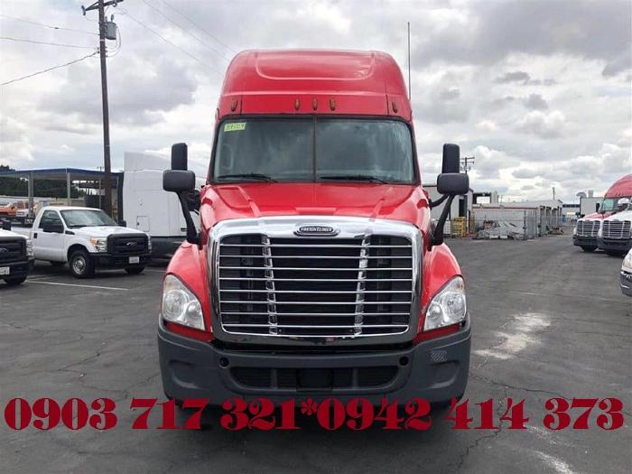 Bán xe đầu kéo Freightliner Cascadia 2015 | 2016. Đầu kéo Mỹ Freightliner Cascadia model 2015 0