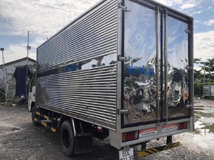 Isuzu QKR 2 tấn thùng kín đời 2017 cũ đã qua sử dụng 6