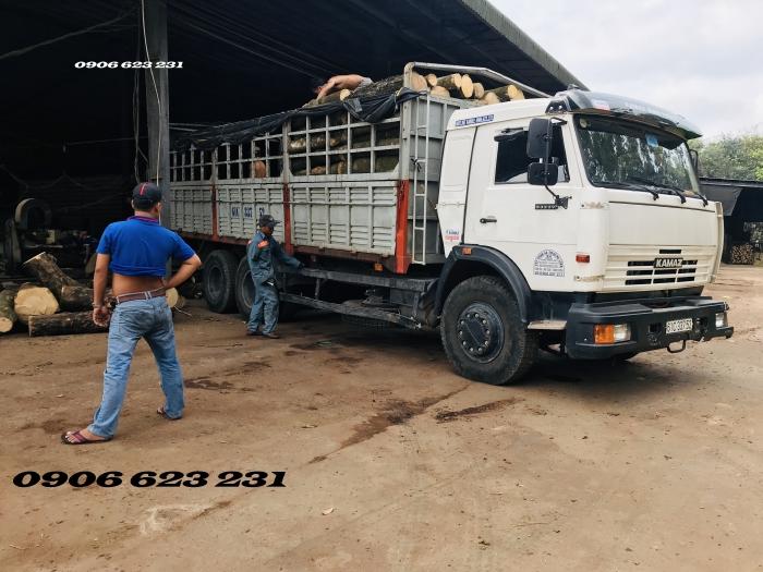 Kamaz 53229 (6x4) / Tải thùng Kamaz 15 tấn tại Bình dương ( Thùng Ngắn 6m3 & 7m1)