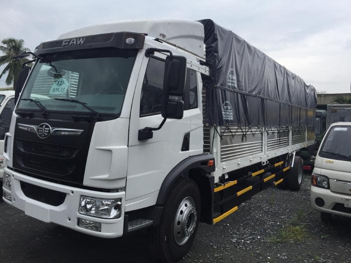 Giá xe tải faw 8 tấn thùng dài 8 mét | faw 2020 bảng giá mới nhất Bình Dương. 2