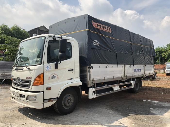 Hino FC 6 tấn đời 2018 cũ đã qua sử dụng 2