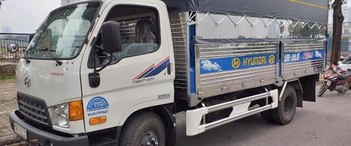 Bán xe New Mighty 2017 máy Huyndai thùng dài 5m 2