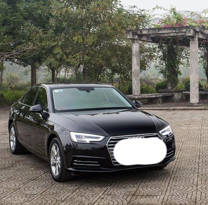 Đi đinh cư bán Audi A4 Apec TFSi.