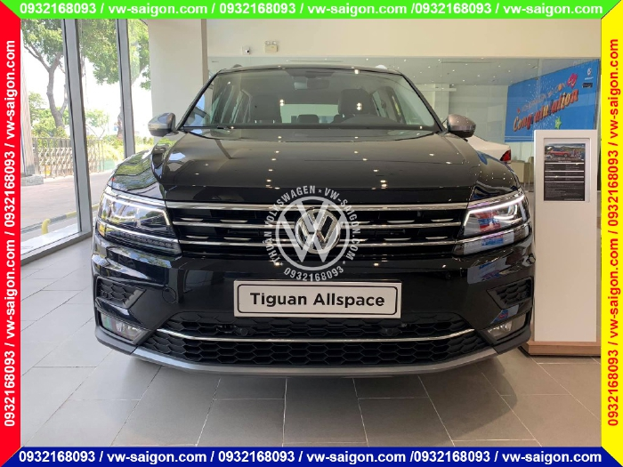 ✅Volkswagen Tiguan Luxury mới 100%, siêu khuyến mại 207tr+quà tặng khủng✅LH: Mr Thuận 0932168093 | VW-SAIGON.COM 1