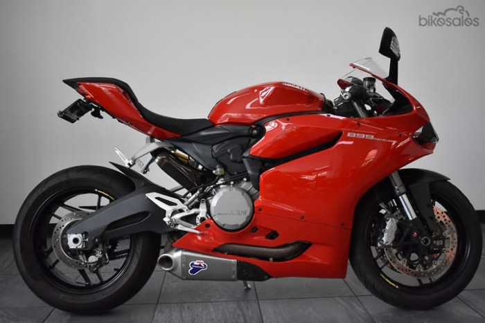 Ducati 899 Panigale NEW 100% 1