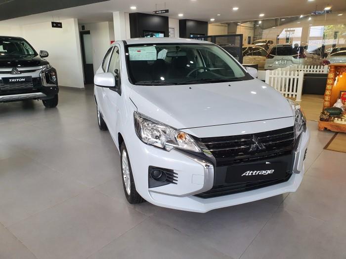 Bán Mitsubishi Attrage 2020, trả trước tốt nhất