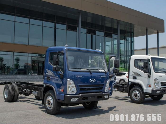 Hyundai EX8GT siêu khuyến mãi, trả trước 20% chìa khóa trao tay 0