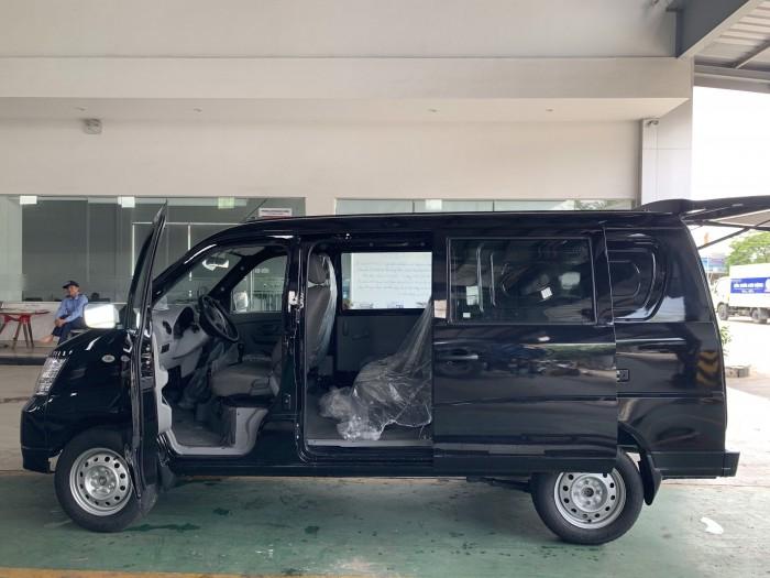 Xe tải Van Towner5s 5 chỗ ngồi hải phòng - Hỗ trợ trả góp 0