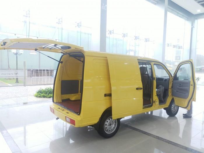 Xe tải Van 2 chỗ Thaco Trường Hải lắp ráp - Nhận xe ngay thủ tục nhanh gọn 4