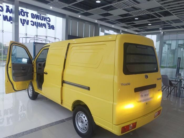 Xe tải Van 2 chỗ Thaco Trường Hải lắp ráp - Nhận xe ngay thủ tục nhanh gọn 3