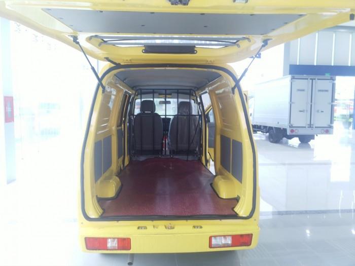 Xe tải Van 2 chỗ Thaco Trường Hải lắp ráp - Nhận xe ngay thủ tục nhanh gọn 0