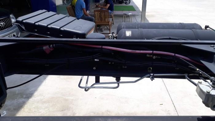 Daewoo 9 tấn thùng dài 7,6m 3