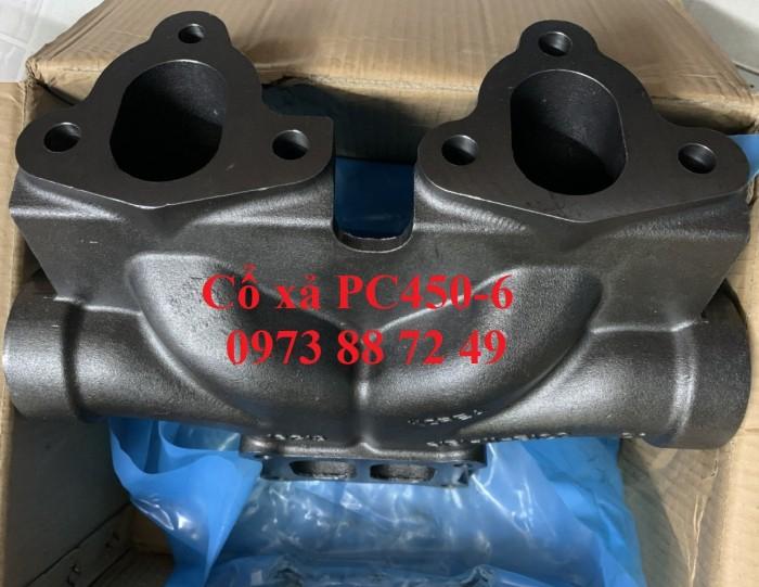 Bán pô lửa Komatsu PC400-6, PC450-6, PC450-7 Hàn Quốc, giá tốt nhất