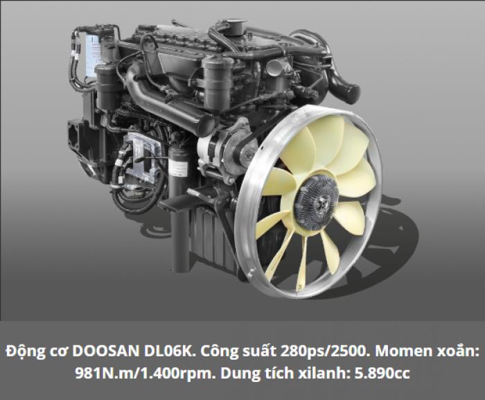 Daewoo 9 tấn thùng dài 7,6m 5