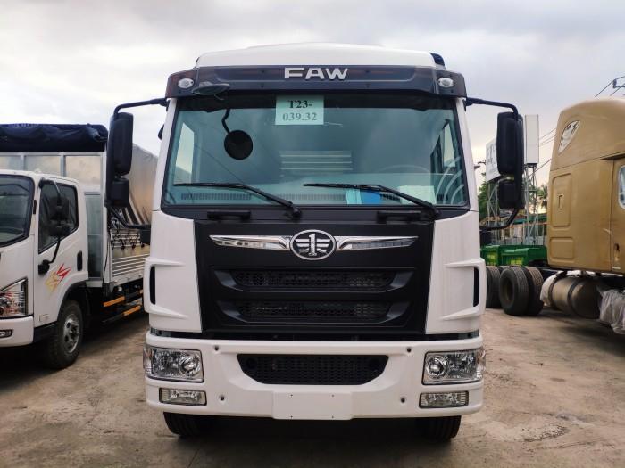 Giá bán xe tải faw 8 tấn thùng dài 8m | xe tải vận chuyển hàng hóa palet, nệm 1