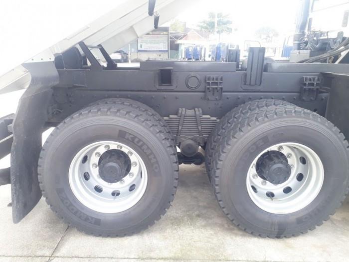Daewoo ben 12,7 tấn thùng 10 khối khuyến mãi cực sốc 3