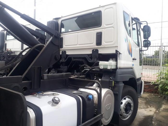 Daewoo ben 12,7 tấn thùng 10 khối khuyến mãi cực sốc 4