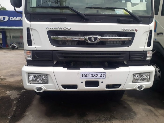 Daewoo ben 12,7 tấn thùng 10 khối khuyến mãi cực sốc 5