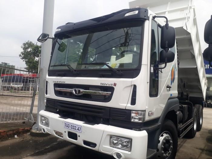 Daewoo ben 12,7 tấn thùng 10 khối khuyến mãi cực sốc 6