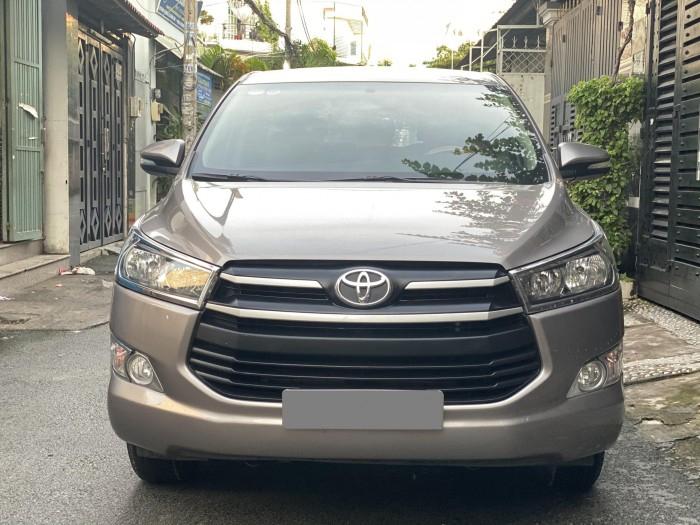 ần bán Toyota Innova 2018 số sàn màu nâu rất đẹp 7