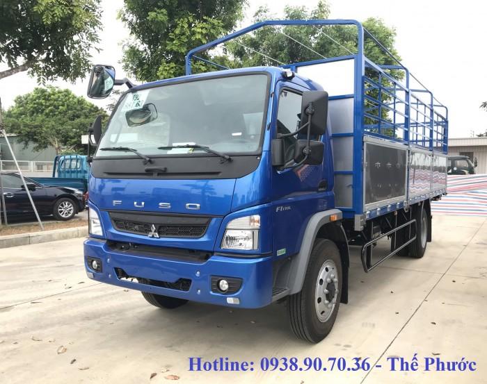 Bán xe tải 8 tấn 5 Mitsubishi Fuso Fi 170. Xe giao ngay, Duyệt trả góp 24 giờ