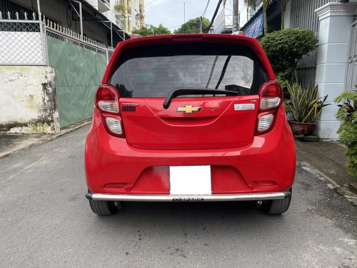 Bán Chevrolet Spark LT 2018 dk 2019, số sàn, màu đỏ, bản full. 8