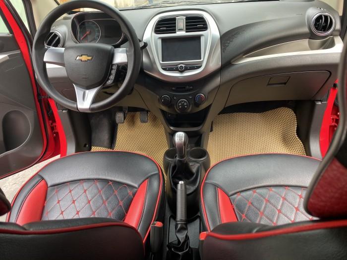 Bán Chevrolet Spark LT 2018 dk 2019, số sàn, màu đỏ, bản full. 4