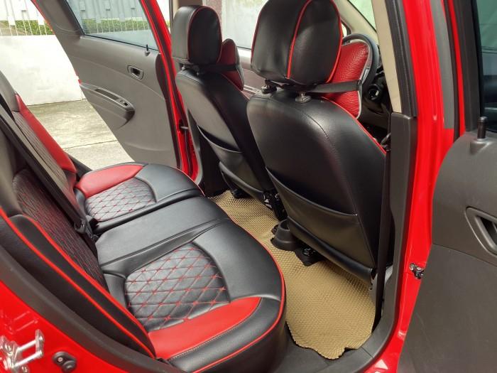 Bán Chevrolet Spark LT 2018 dk 2019, số sàn, màu đỏ, bản full. 2