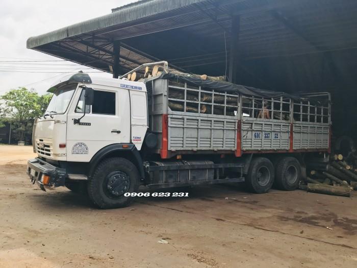 Tải thùng Kamaz 14 tấn | Bán xe tải Kamaz 53229 thùng tại Bình dương 1
