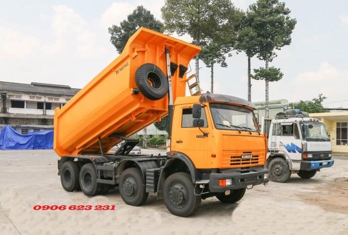 Kamaz 6540/MT | Mua bán xe ben Kamaz 4 chân tại Thành phố Hồ Chí Minh Trả góp 10