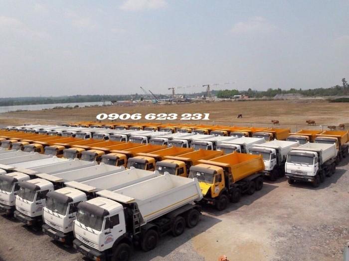 Kamaz 6540/MT | Mua bán xe ben Kamaz 4 chân tại Thành phố Hồ Chí Minh Trả góp 2